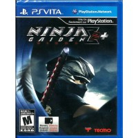 [Sony PS Vita] Ninja Gaiden Sigma 2 Plus