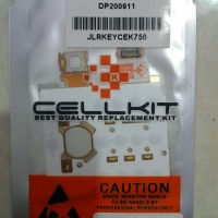 JALUR KEYPAD SONY ERICSSON K 750 + DOME CELLKIT