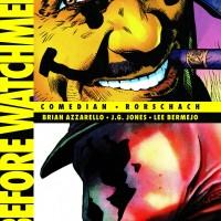 harga Before Watchmen Comedian Rorschach Dlx Hc - Dc Comics Tokopedia.com
