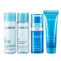 Laneige Moisture Kit  Light Refiner + Water Bank 4