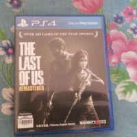 BD Kaset PS4 The Last Of us