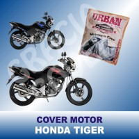 Cover/Selimut/Penutup Body Motor Luxury & Stylish Tiger