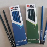 Pensil BIG 900-2B Biru / 911-2B Hijau