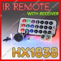 HX1838 Remote Control IR Module Infrared Modul Remot HX 1838 Arduino