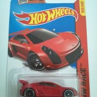 Hot Wheels Mastretta MXR