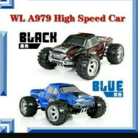 RC Car Mini RC Mobil2an 1: 18 WLTOYS Monster A979 A949 A959 A969 A989