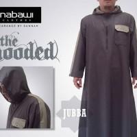 Jubbah Hooded Dark Brown / Jubba Hooded