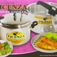 Panci Presto Vicenza 12 Liter