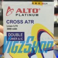 harga Baterai Battery Batre Cross Evercoss A7r 3000mah Alto Double Power Tokopedia.com