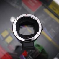 Adapter Lensa Commlite Canon  EF EF-S  Sony E-Mount Nex Autofocus AF