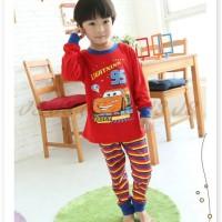 Baju Anak - JS 1A: Cars