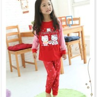 Baju Anak - JS 1I: Hello Kitty