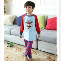 Baju Anak - JS 1F: Spiderman