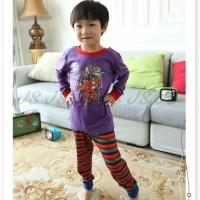 Baju Anak - JS 1E: Superhero