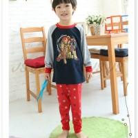 Baju Anak - JS 1C: Iron Man