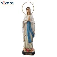 Patung Maria Lourdes 23 cm