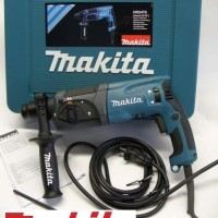 Mesin Bor Beton Rotary Hammer + Demolition Makita HR2470