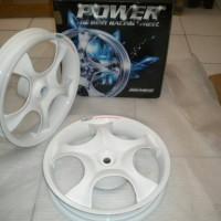 harga Velg Power Rose White Vario 125 - 150 Tokopedia.com