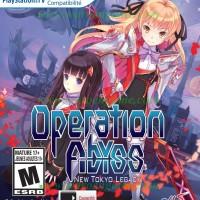 PSVita Operation Abyss: New Tokyo Legacy R1