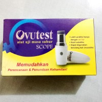 OVUTEST SCOPE ALAT UJI MASA SUBUR