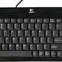 Keyboard Logitech Ultra Flat K152
