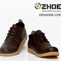 Sepatu zhoey ivader brown