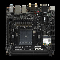 MAINBOARD MSI AMD A88XI AC V2