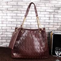 harga 821187 Tas Coffee Tengkorak Coklat Wanita Shoulder Bag Pu Leather Tokopedia.com