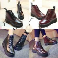 Sepatu Boots korea jepang cosplay ll akb akb48 snsd apink rv fx import