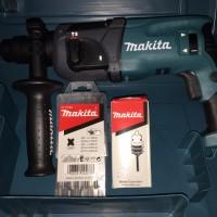 Mesin Bor Rotary Hammer Makita HR 2460