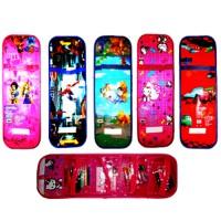Peralatan Warna Art Set Tas Lipat 4 in 1 Hello Kitty Spiderman Princes