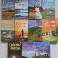 Kendrick/Coulter/Harrigan series - Catherine Anderson (11 buku)