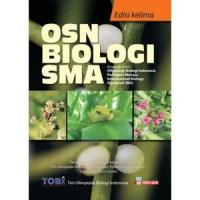 Jual BUKU OLIMPIADE SAINS NASIONAL BIOLOGI SMA/YRAMA WIDYA/TOBI Murah