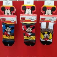 Kaos Kaki Anak Karakter Mickey Mouse / Fashion Aksesoris