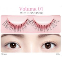 Etude House My Beauty Tool Eyelash Volume 01