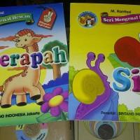 Buku Anak, buku cerita Seri Mengenal Hewan, Animal Story