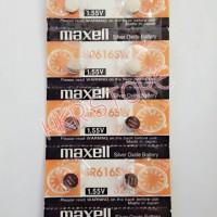 ORIGINAL MAXELL SR616SW SR616 SR 616 SW / 321 BATRE BATERAI BATTERY