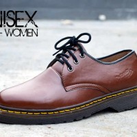 Sepatu Murah Pria Dr Martens Unisex Low Hand Made Original# 06