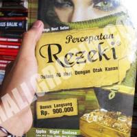 Buku Percepatan Rezeki Ippho 'right' Santosa