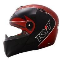 harga Helm Kyt Rocket - Red/black Tokopedia.com