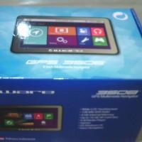IWARE GPS New 3508 Satellite Multimedia Navigator. Wider Screen!