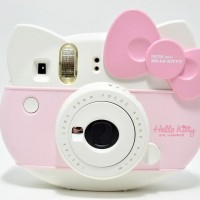 Kamera Fujifilm Instax Mini Hello Kitty ; Camera Fuji Instax Hello Kit