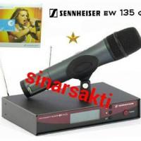 harga Mic Wireless Sennheiser Ew 135 G2 ( Single Mic ) Tokopedia.com