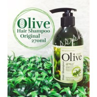 Shampo OLIVE Original (NUTRIENT HERBAL SHAMPOO)