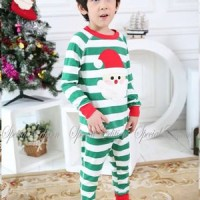 setelan piyama natal anak laki-laki  ( gw xmas 2d