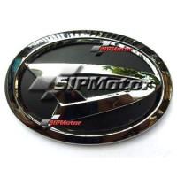 harga Emblem Logo Lambang Grill Daihatsu All New Xenia Depan Tokopedia.com
