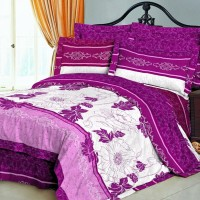 Royalinen Set Bed Cover Atila - 280 TC - Multicolor