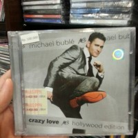 CD MICHAEL BUBLE - CRAZY LOVE HOLLYWOOD EDITION (2CD)