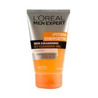 L'oreal LOREAL MEN Expert Hydra Energetic Icy Cleansing Gel 100 ML