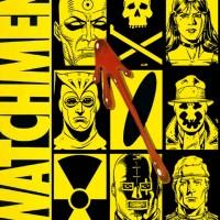 Watchmen TP - Alan Moore Comic Komik DC Graphic Novel Book Buku US